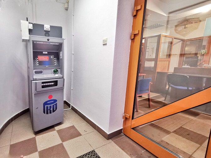 bankomat w Olsztynie