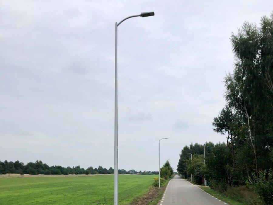 lampa uliczna przymiłowice